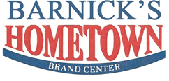 Barnick's Hometown Brand Center Logo